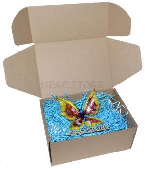 Коробка картонная 22*16*10 см