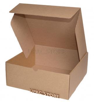 Коробка картонная 25*25*10 см