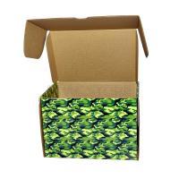 """Подарочная коробка """"камуфляж"""" 17*12*12 см_1"""