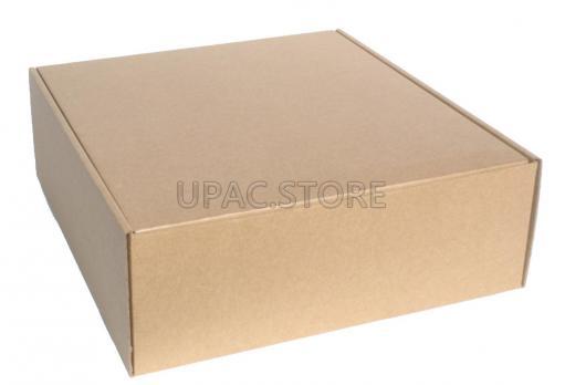 Коробка картонная 21*21*7,5 см