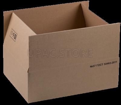 Коробка картонная 38*28*13 см