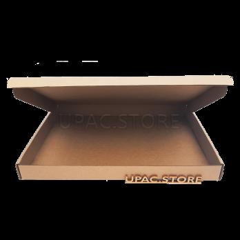 Коробка картонная 38*28*5 см